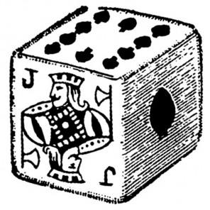 Кубик Силиконовый штамп для скрапбукинга, кардмейкинга Stamperia