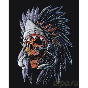 раскладка Ритуал Раскраска картина по номерам на холсте