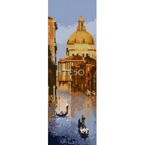 Гранд - канал Венеции Алмазная вышивка (мозаика) Iteso