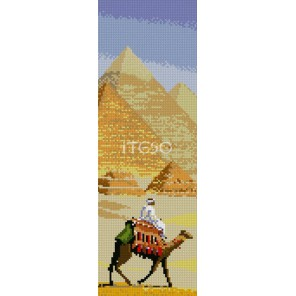 Египетские пирамиды Алмазная вышивка (мозаика) Iteso