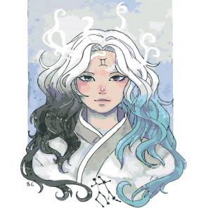 Мир магии Раскраска картина по номерам на холсте KTMK-2115881