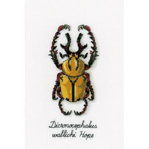 Золотой жук Набор для вышивания VERVACO PN-0165220