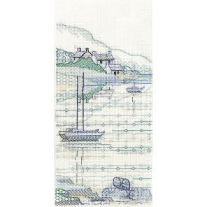 Spring Orchard Набор для вышивания Derwentwater Designs CB01