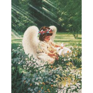 Забота Ангела Набор для вышивания CANDAMAR DESIGNS 51095