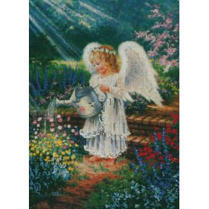 Дар Ангела Набор для вышивания CANDAMAR DESIGNS 51094