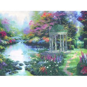 Садовая беседка Набор для вышивания CANDAMAR DESIGNS 51306