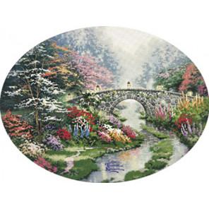 Тихий мост Набор для вышивания CANDAMAR DESIGNS 51170