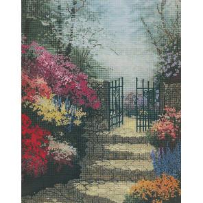 Сад обещаний Набор для вышивания CANDAMAR DESIGNS 50926