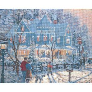Рождество Набор для вышивания CANDAMAR DESIGNS 51286