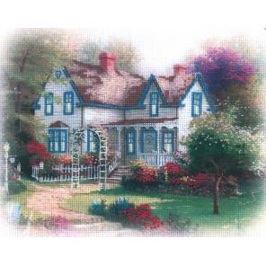 Дом там, где сердце 2 Набор для вышивания CANDAMAR DESIGNS 51436