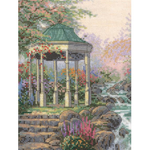 Беседка влюбленных Набор для вышивания CANDAMAR DESIGNS 51631