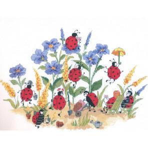 Хозяйки сада Набор для вышивания CANDAMAR DESIGNS 51561