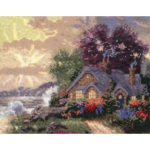 Рассвет нового дня Набор для вышивания CANDAMAR DESIGNS 51519