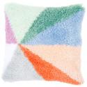 Нежные цвета Набор для вышивания подушки Vervaco