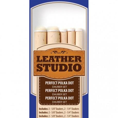 Детализаторы Набор Leather Studio Plaid