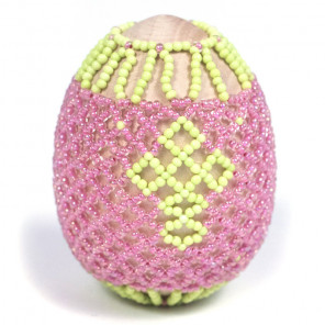 Пасха Набор для изготовления пасхального яйца Матренин Посад 8404