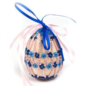 Цветы любелии Набор для изготовления пасхального яйца Матренин Посад 8407