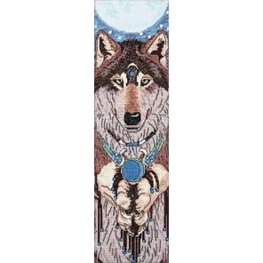 Волчий амулет Набор для вышивания Астрея (Глурия) 302