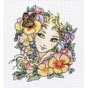 Лето Набор для вышивания Астрея (Глурия) 501