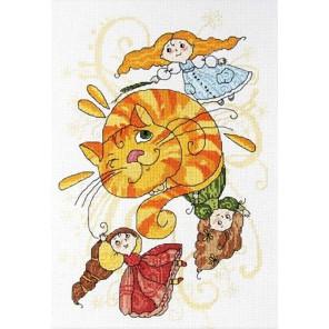День жмурок Набор для вышивания Астрея (Глурия) 611