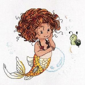 Мыльные пузыри Набор для вышивания Астрея (Глурия) 622