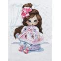 Кукла Даша Набор для вышивания Овен 1220