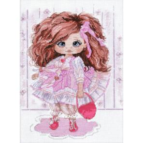 Кукла Ариша Набор для вышивания Овен 1221