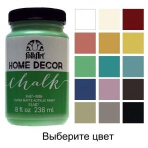 Home Decor Акриловая краска FolkArt Plaid