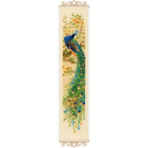 Внешний вид упаковки Восточный красавец Набор для вышивания Риолис 1834