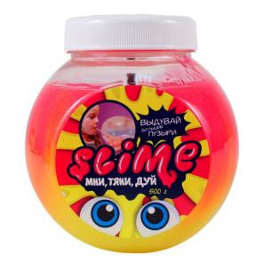Желтый + клубничный Слайм 500 г Slime Mega Mix SS500-2