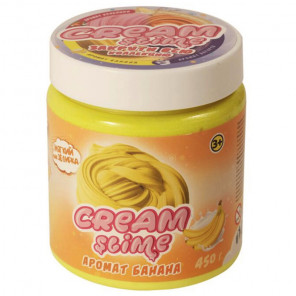 C ароматом банана Слайм 450 г Cream-Slime SF05-B