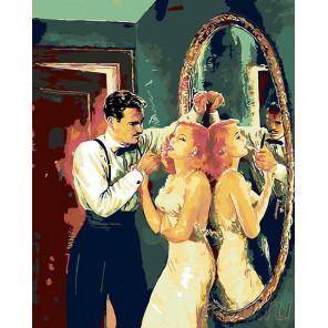 2 Роман (художник Walter Martin Baumhofer) Раскраска по номерам на холсте Живопись по номерам