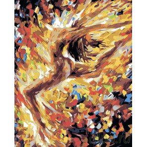 Хореография Раскраска картина по номерам на холсте LA46