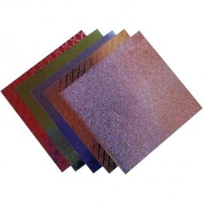 Блеск Набор голографической бумаги для творчества Joy Crafts