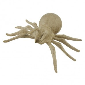 Паук Фигурка мини из папье-маше объемная Decopatch