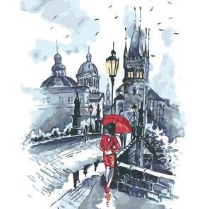 Вдохновение осени Раскраска картина по номерам на холсте KTMK-922923