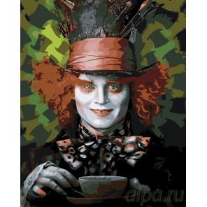 Приятного чаепития Раскраска картина по номерам на холсте KSRV-SHLA11
