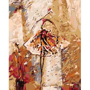 Воздушный танец Раскраска по номерам на холсте Живопись по номерам KTMK-63908