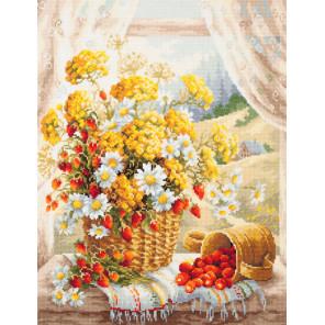 Медовый аромат Набор для вышивания Чудесная игла 100-181