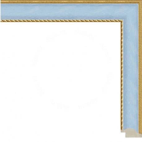 Инари с декоративной полоской Рамка для картины на картоне N178