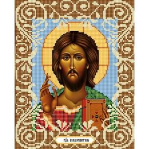 Господь Вседержитель Ткань с рисунком Божья коровка 0034