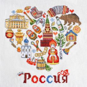 Россия Набор для вышивания Марья Искусница