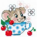 День варенья Набор для вышивания Риолис 1837