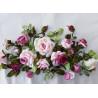 Розовые розы Набор для вышивания лентами ВЛ-1021