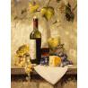 Натюрморт Раскраска картина по номерам на картоне Белоснежка 3108-CS