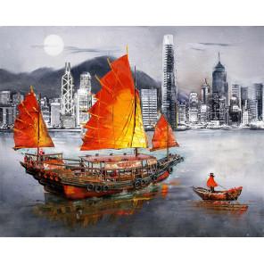 Гонконг Алмазная вышивка мозаика Алмазное Хобби AH5323