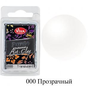 Прозрачная Pardo Art Clay Полимерная глина пластика Viva Decor