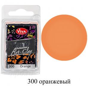 Оранжевая Pardo Art Clay Полимерная глина пластика Viva Decor