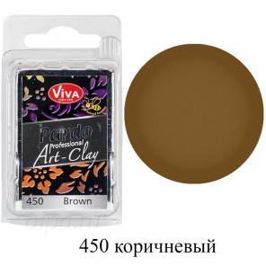 Коричневая Pardo Art Clay Полимерная глина пластика Viva Decor