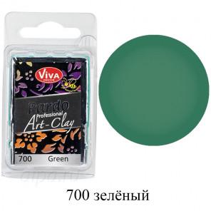 Зеленая Pardo Art Clay Полимерная глина пластика Viva Decor